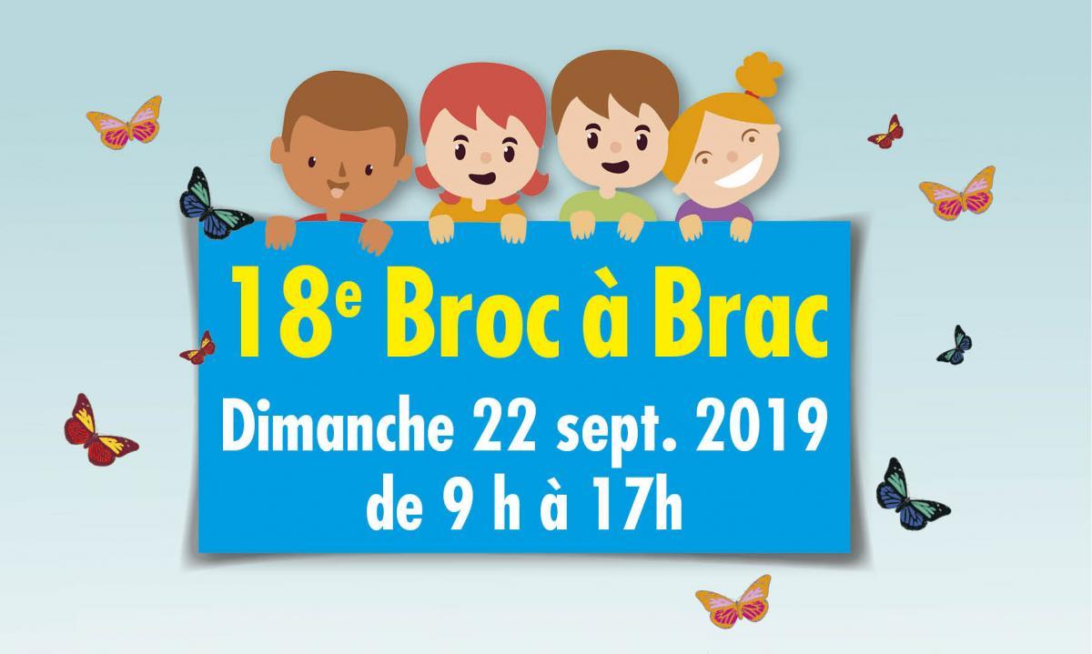 Cartouche broc a brac 2019