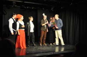 Spectacle de Théâtre Mardi 17 juin 20h30 au Story Boat