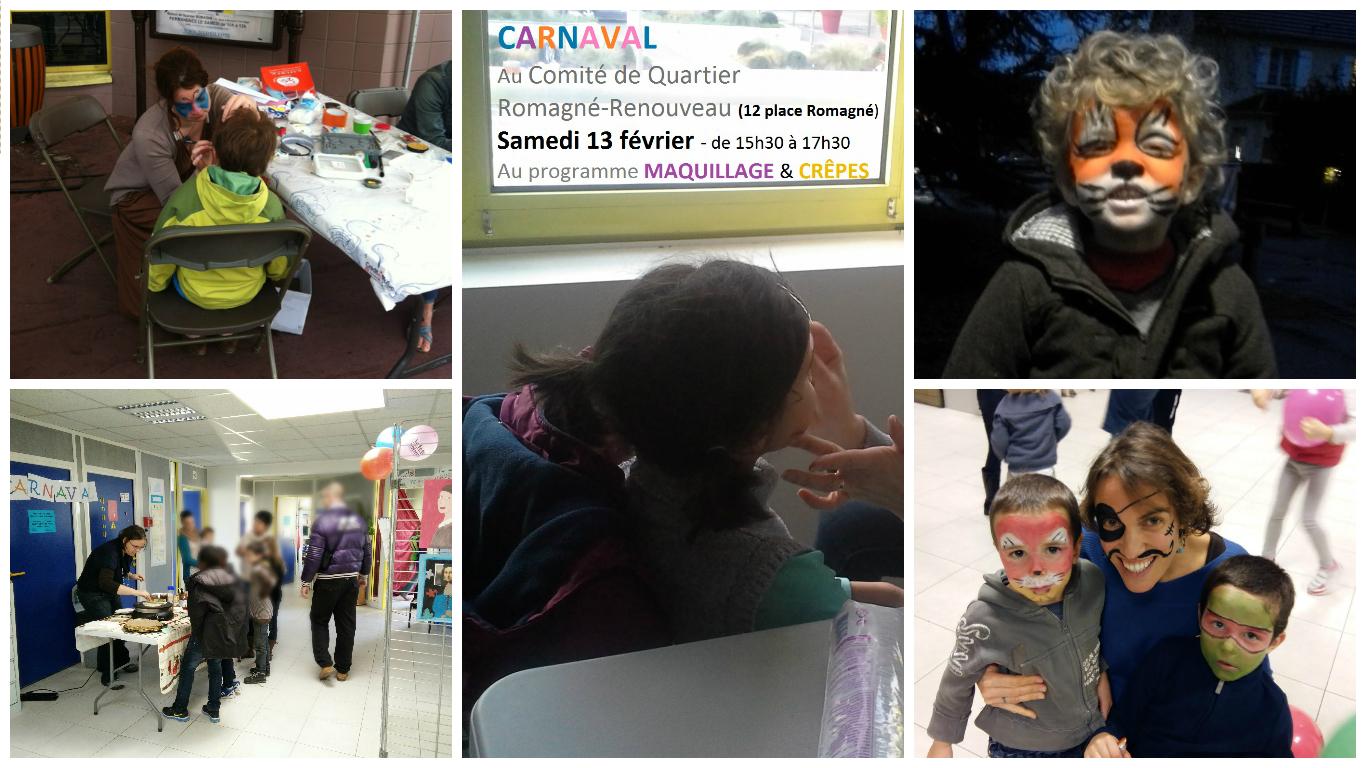 Reconu carnaval